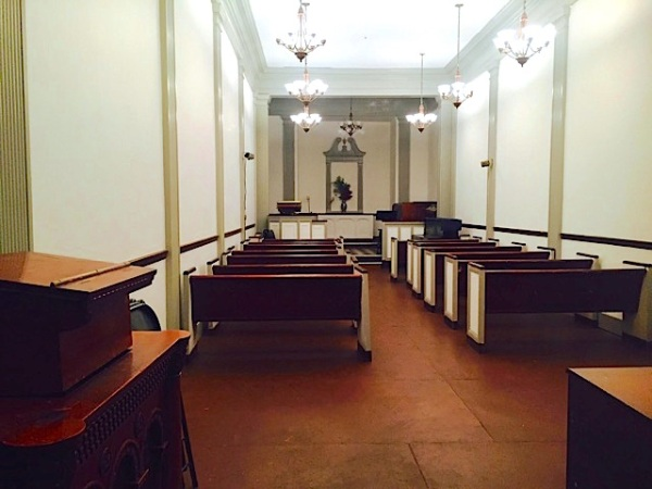 WPPC.Chapel Organ 1